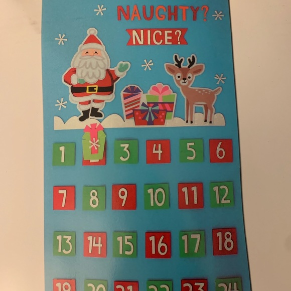 Createilogy Other - Christmas Creatology Advent Calendar Kit